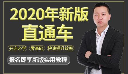 2020淘宝新版直通车车神速成班,进阶直通车操盘能力提升