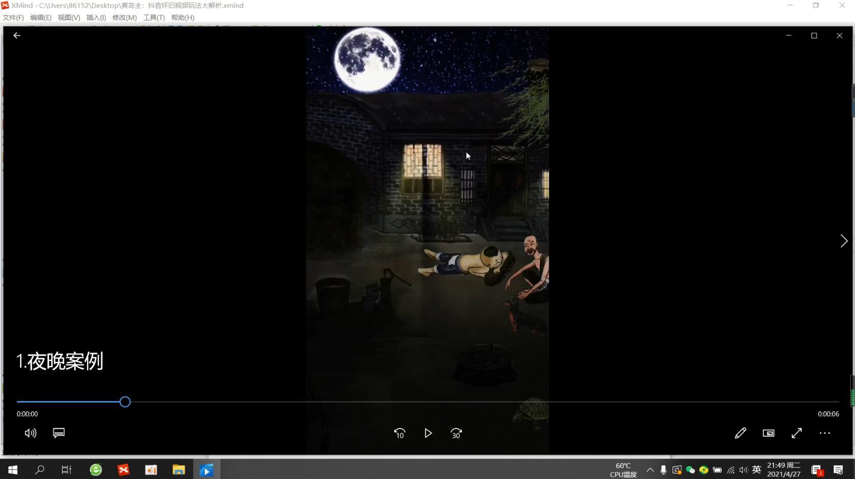 黄岛主·抖音超清怀旧视频热门玩法+变现模式大解析【无水印】
