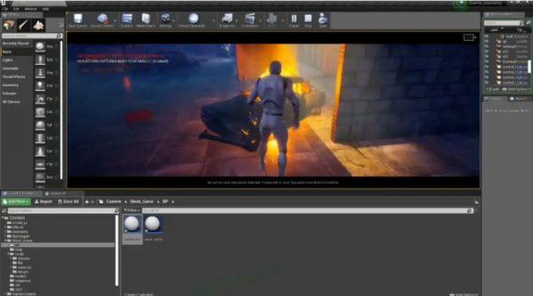 UE4游戏动漫短片制作系统特训营(1-3期),价值6999元